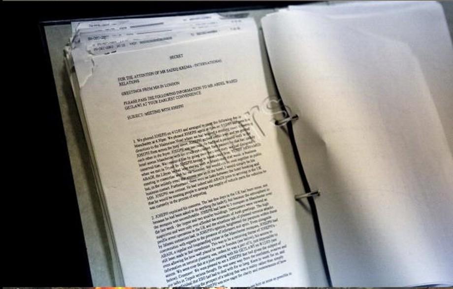 Leaked Aleroaq papersofMUSA KUSA, example 3