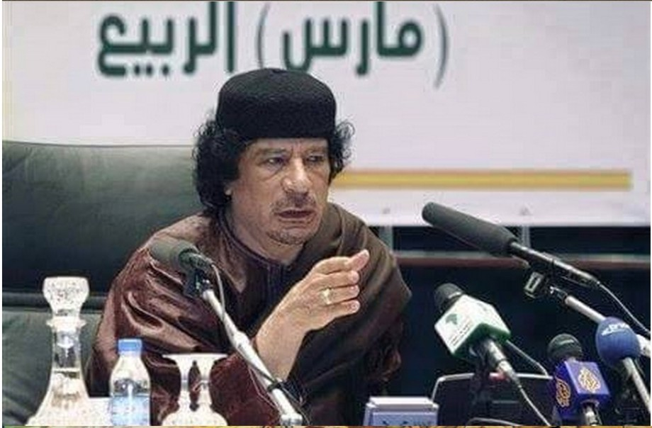 02 MARCH BIRTHDAY of 'The GREAT JAMAHIRIYA'