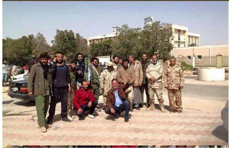 al-AZIZIA liberated