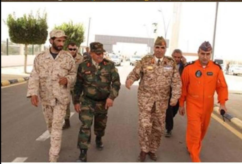 al-Karzabih (GHARDABIYA airbase)rat Sirte base commander Colonel Khaled Thabet Abdul-Malik al-Fiqi
