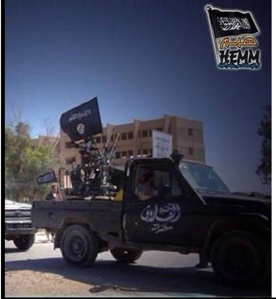 'Ansar al-Sharia's al-Farouq Battalion' (from Misurata, based in Sirte)