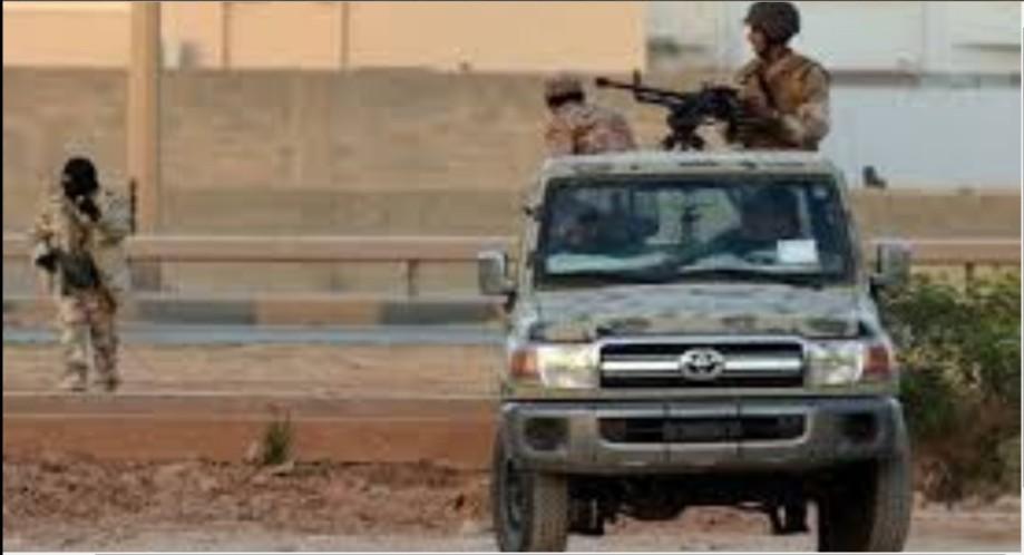 Army on the edge al-Kwarshh (GATE RULRRH)