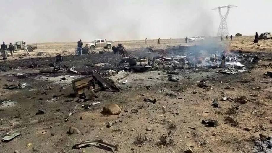 bombing of Zintan International airport by 'Roma Libya' Rats MIG-23, 23 MARCH 2015
