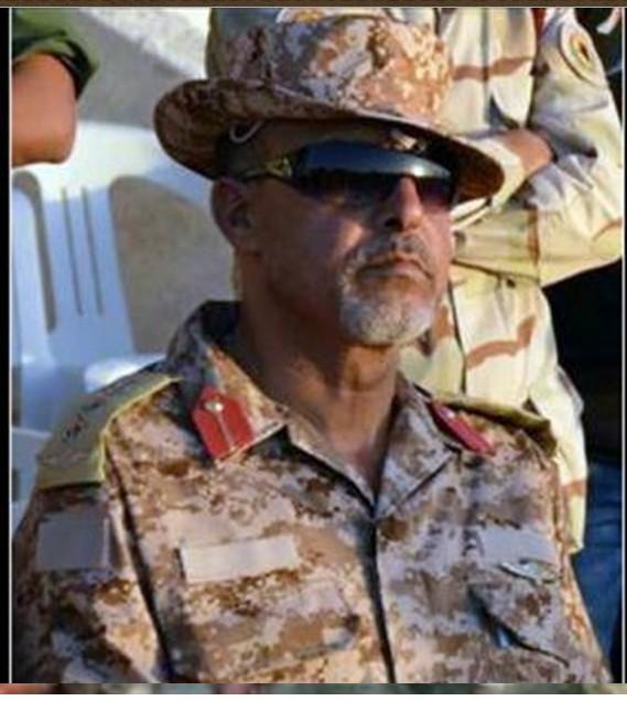 Colonel Bashir Bozverh