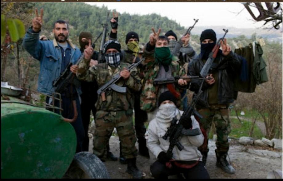 Libyan Islamic Fighting Group led by Abdul Hakim Belhadj, ...