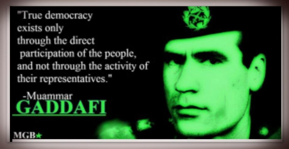 Mu on democracy