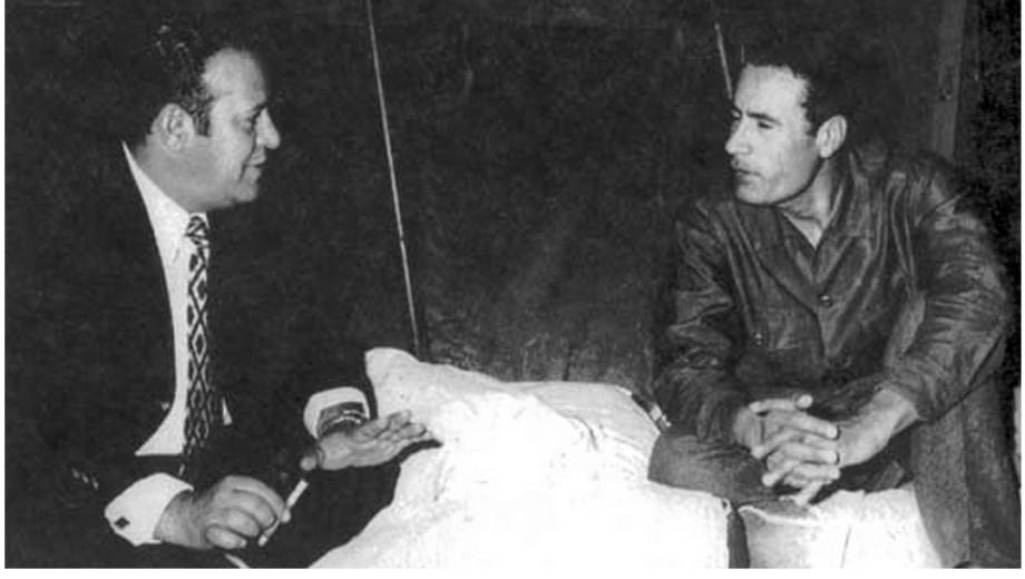 Muhsin_al-Ainy_and_Muammar_al-Qathafi_1972