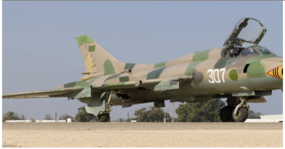 RAT AIRCRAFT at al-KARZABIAH (GHARADABIYA) base, SIRTE