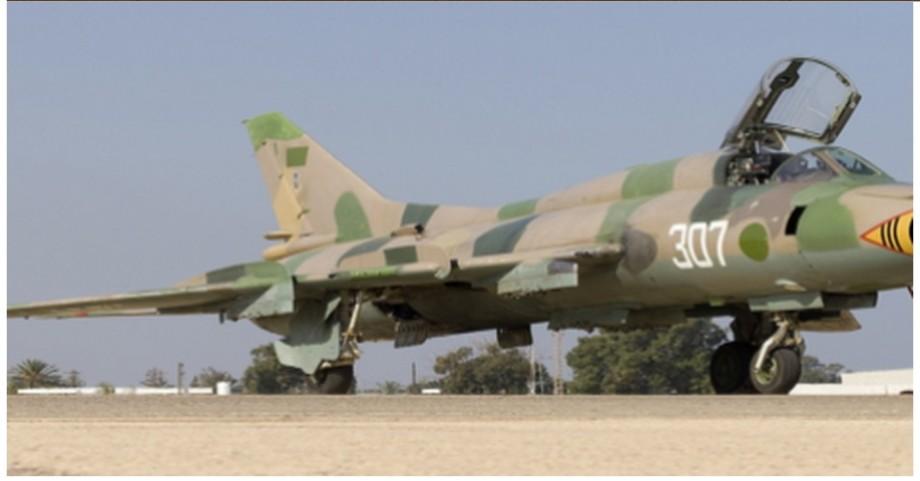 RAT AIRCRAFT at al-KARZABIAH (GHARADABIYA) base, SIRTE