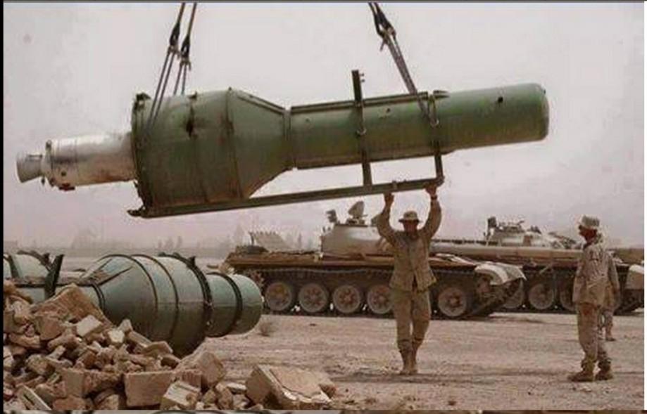 RATS in TARHOUNA  w Sam long range missiles