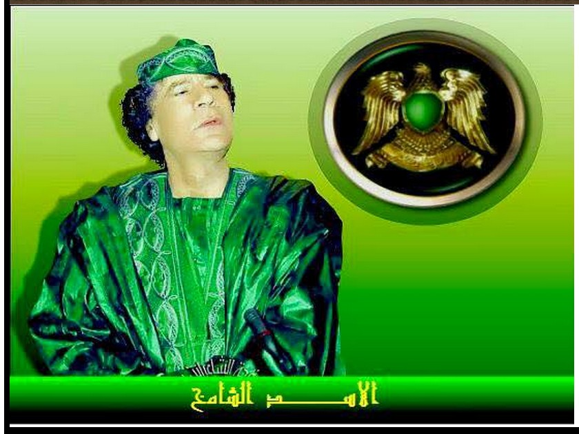 Supreme Commander of the Great Arab Jamahiriya