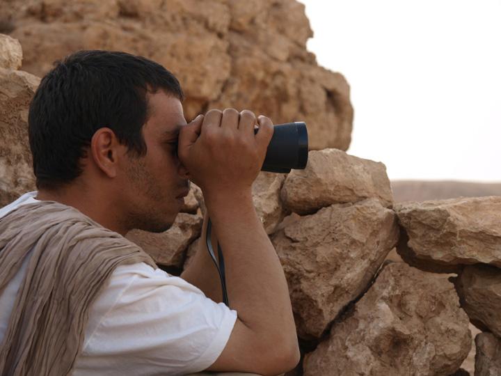War in western Libya.