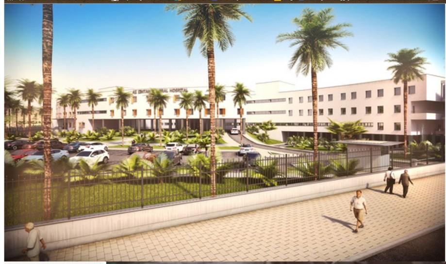 ZINTAN GENERAL HOSPITAL, al-Hawwadt