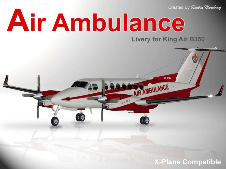 air ambulance 350