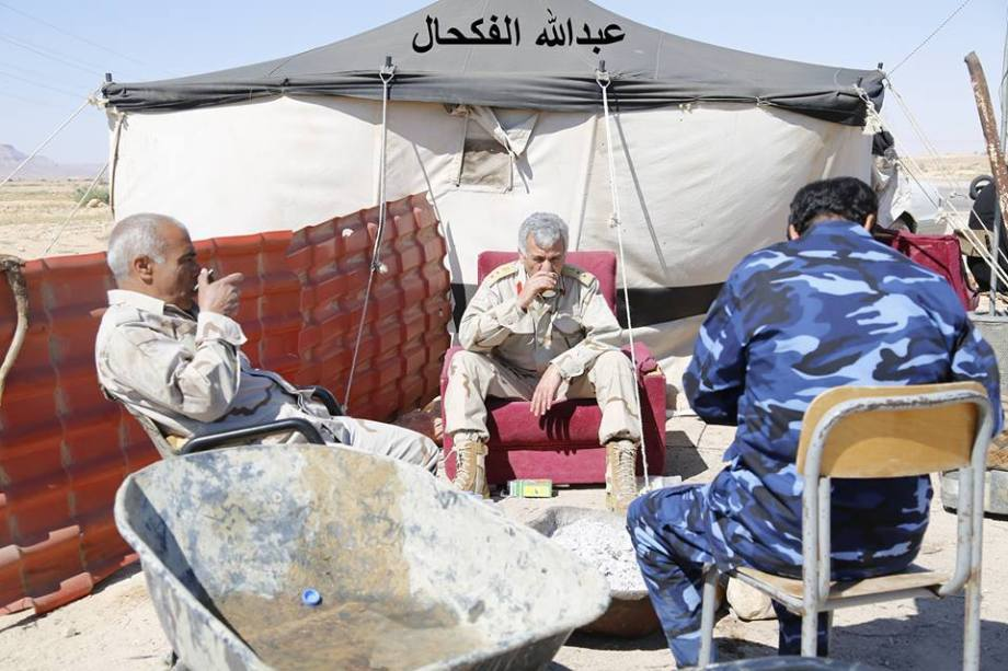 Colonel Idris material is 'Room Libyan Army Operations, Western Region', 2