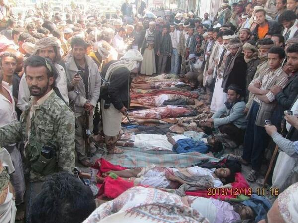 Drone-victims-Yemen, 13 DEC. 2013