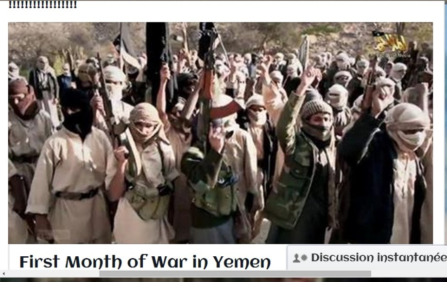 first month synopsis of Yemen War