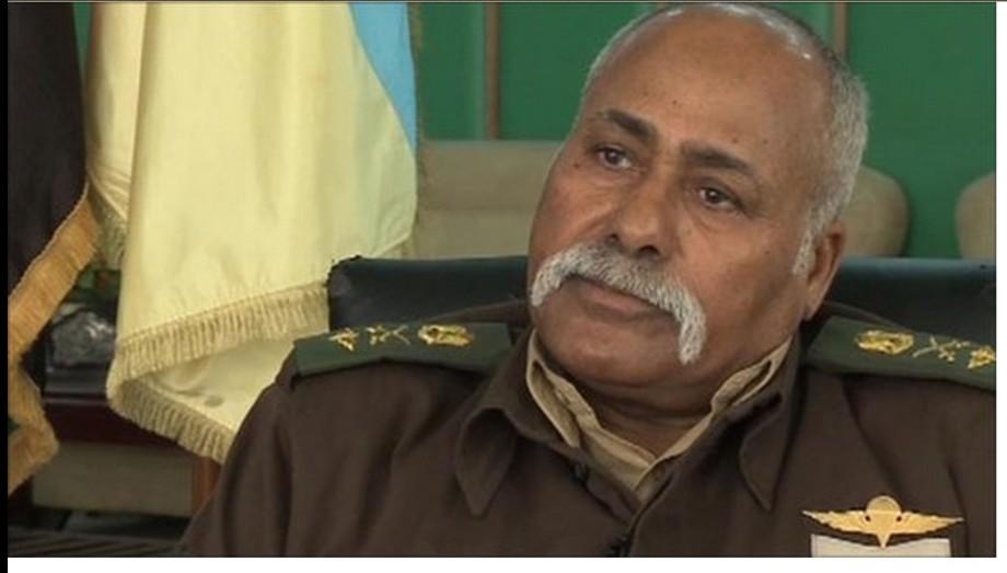General Sulieman Mamoud al-Obeidi