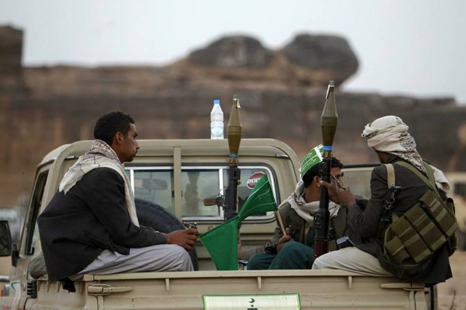 Green Houthi prevail