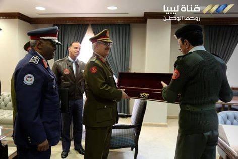 Hftar and Sakr Jeroshi in Jordan, 2