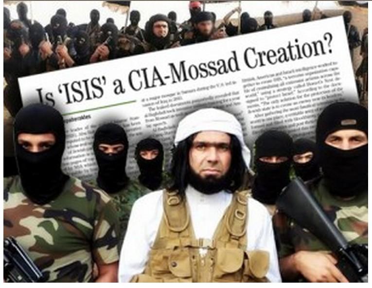 ISIS (DAASH) is a CIA-Mossad creation