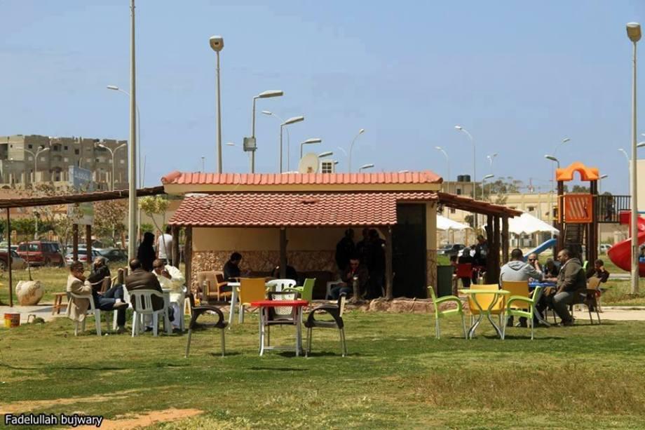 McDonald's in Benghazi