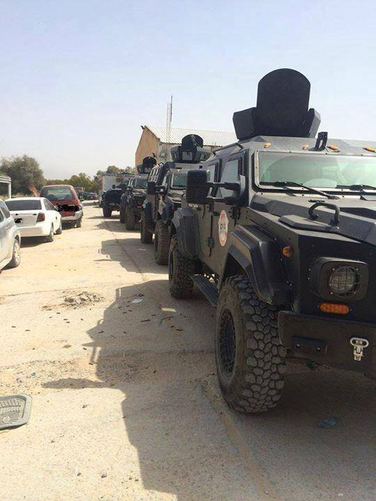 Militias affiliated to terrorist Abdul Raouf 'hater' cart deterrence, are preparing to storm Fashloum