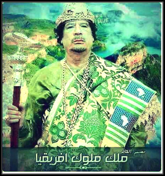 Mu is the King of Africa