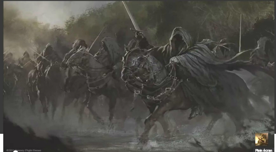 ring-wraithes