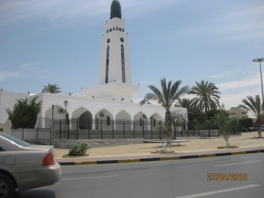 TRIPOLI's 'Jerusalem Mosque'