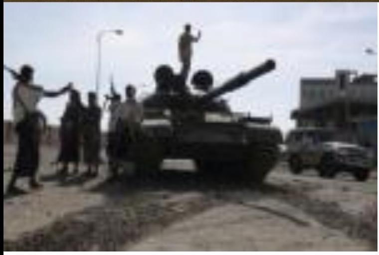 Yemen is defending herself