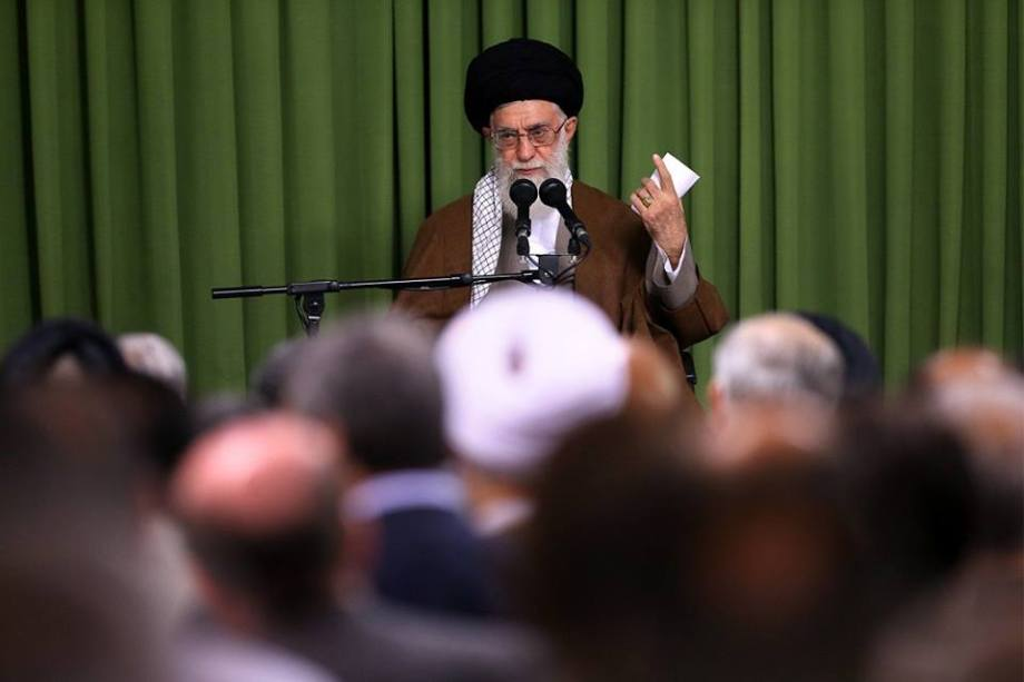 Ali Khamenei 27 MAY 2015