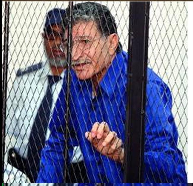Dr Abouzad Dorda, imprisoned by TRIPOLI - MISURATA WAHHABI insurgents