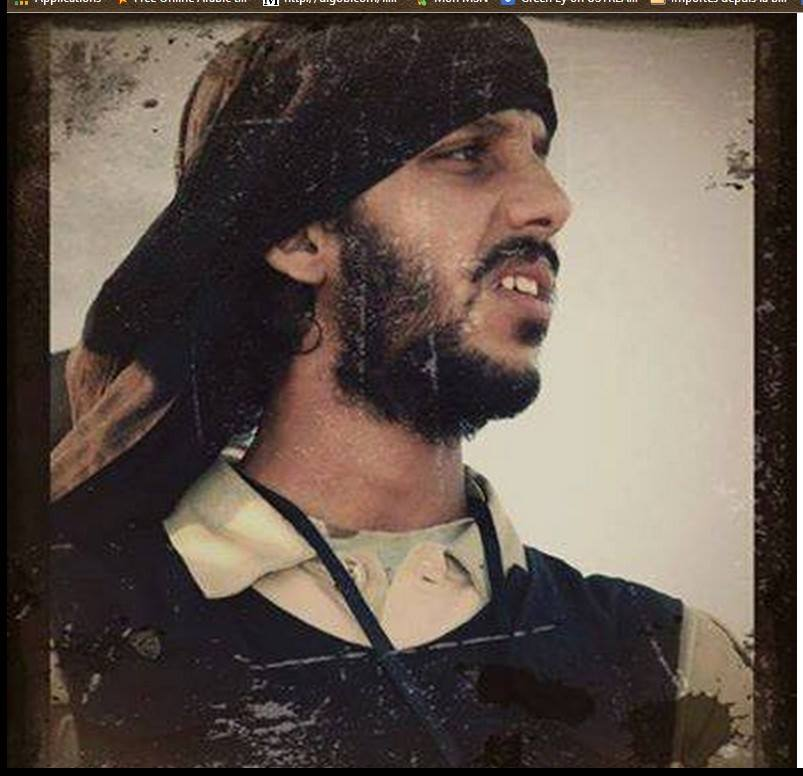 Ibrahim's martyred brother, Mohammed Madani
