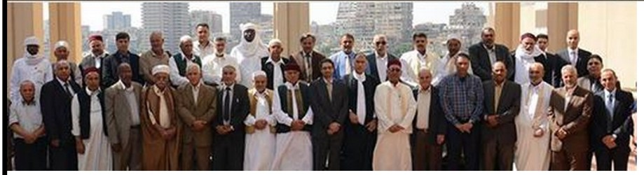 Libyan tribes to talk in Cairo