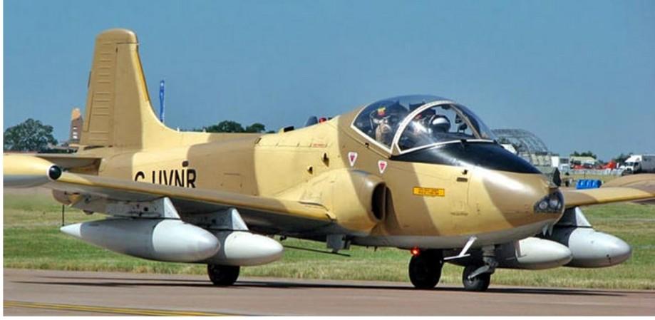 Light bombing aircraft of rats
