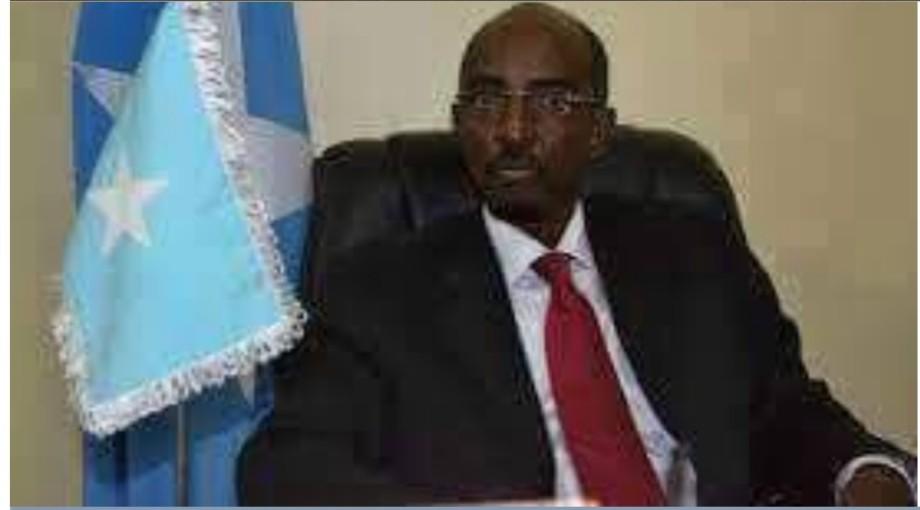 Somalia's ambassador to Libya