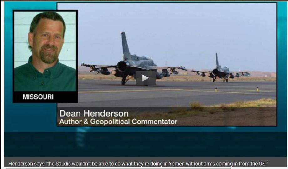 USA is reason war exists against Yemen