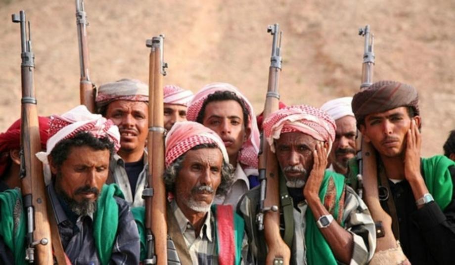 yemeni popular resistance