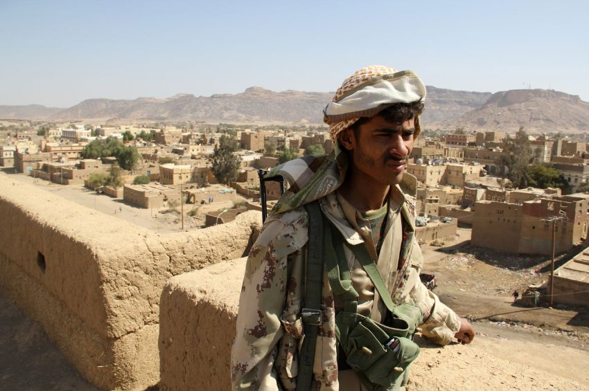 Reportage, Alexander Smoltczyk, Nord-Jemen