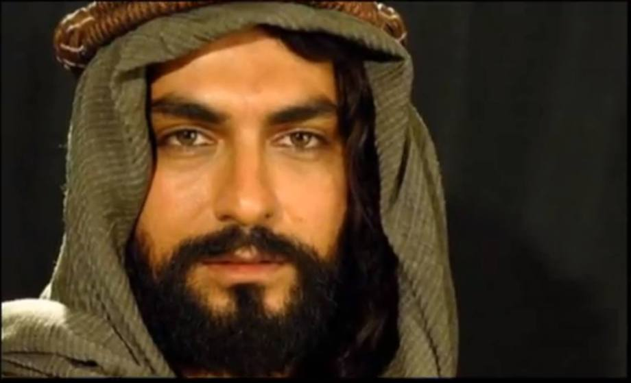 Abu Talib, the UNCLE of the PROPHET (PBUH) in Film 'Muhammad' (PBUH)