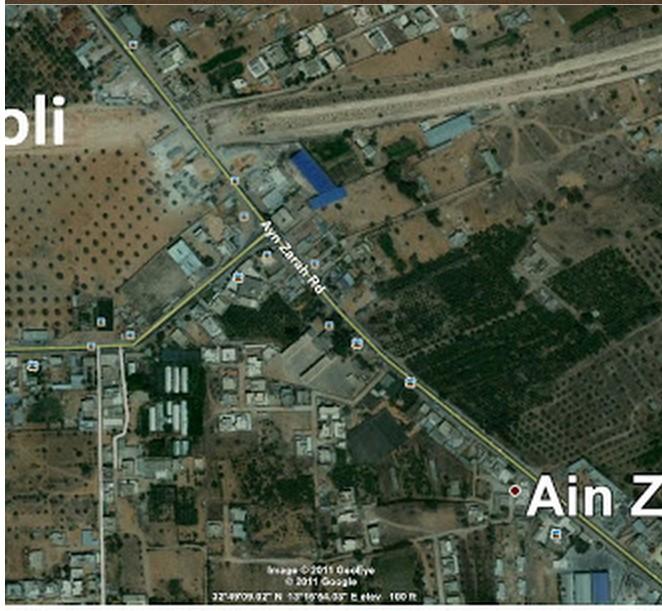 Ain Zara, Tripoli
