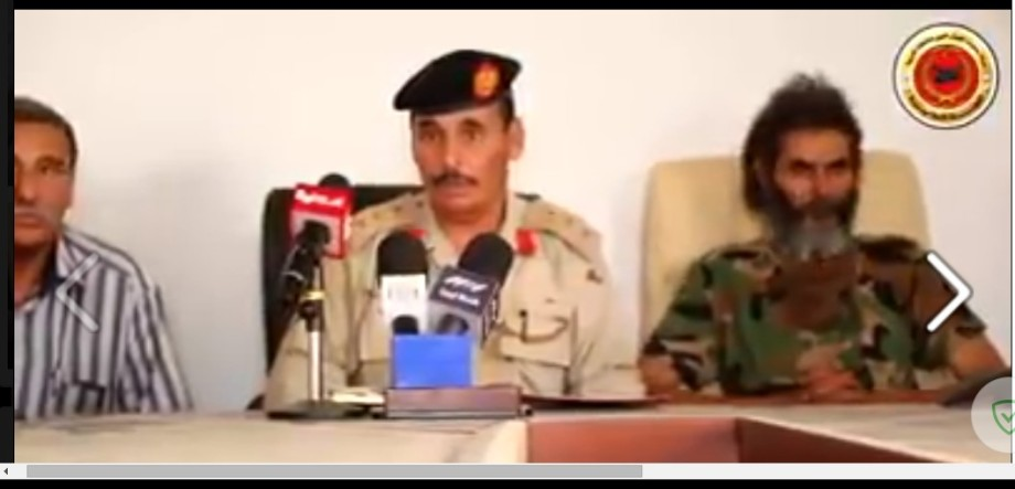 Beauful City, Racdalin and Ztun make happy treaty with Libyan Army forces