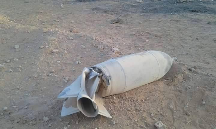 bombing Electricity at Nofaliya station. 3