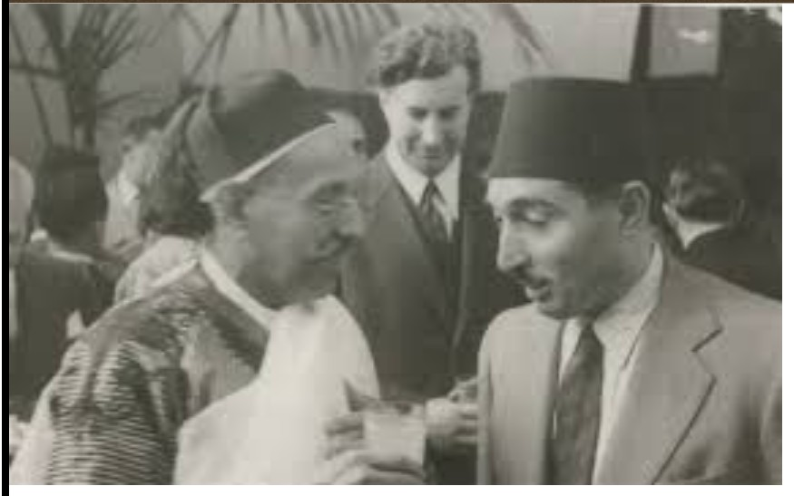 Brotherhood alligned King Idris and Prime Minister Mahmoud Muntasser rule Libya  in 1952