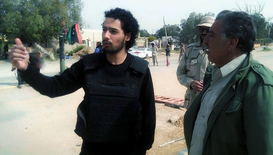 Col. Tntosh in Azizia