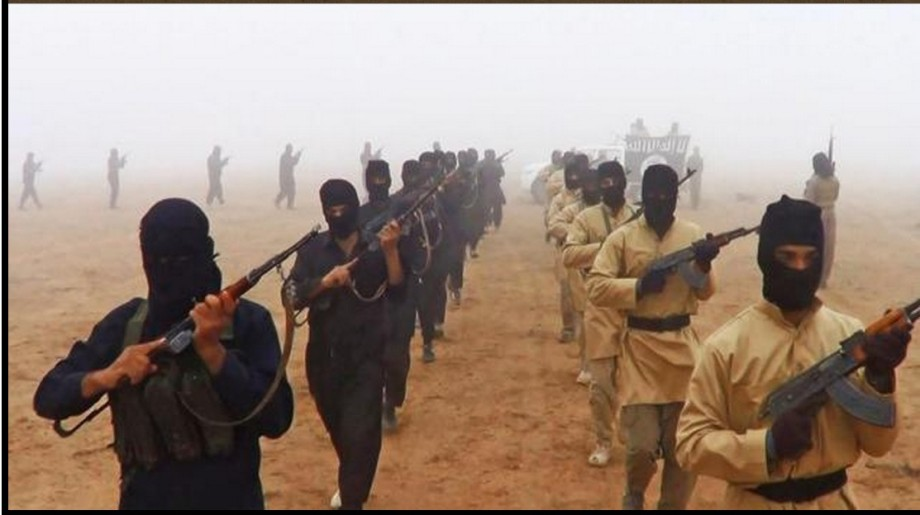 Daash Do Drugs,The Zombie Militants of ISIS