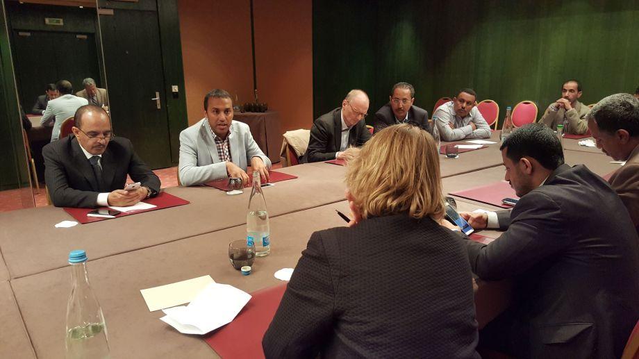 Gen. Ali tells-off the European ambassadors