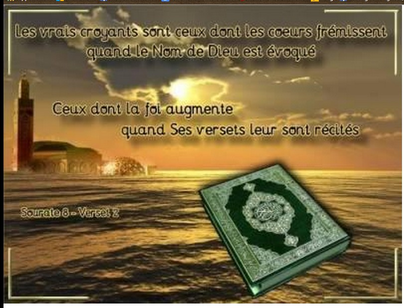 Holy Qur'an, knowledge of truth and life