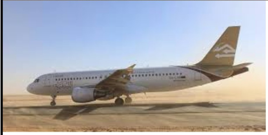 Libyan Airlines arrives in Zintan for international flights